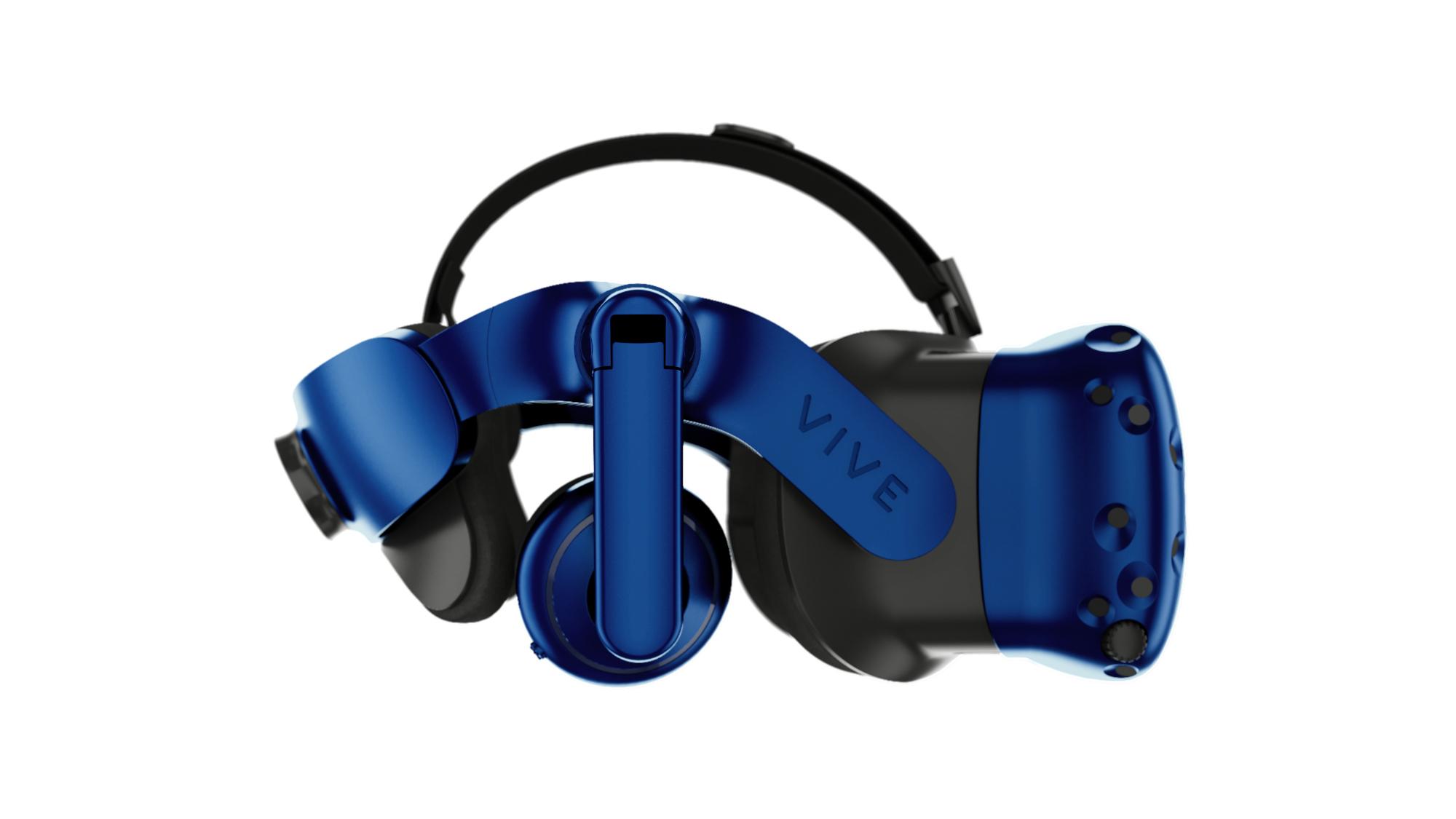 HTC Vive Pro má posunout virtuální realitu na novou úroveň 154639