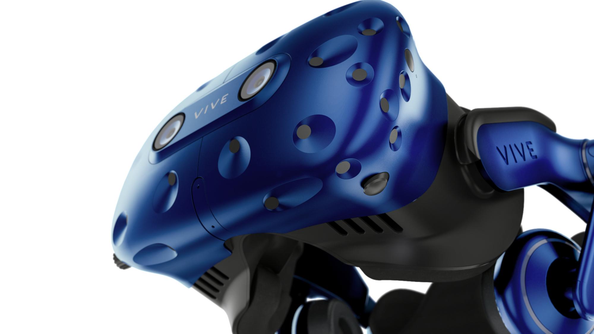 HTC Vive Pro má posunout virtuální realitu na novou úroveň 154641