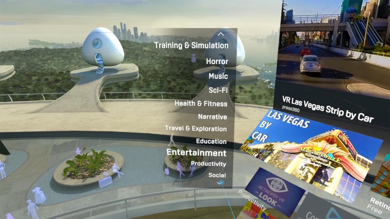 HTC Vive Pro má posunout virtuální realitu na novou úroveň 154642