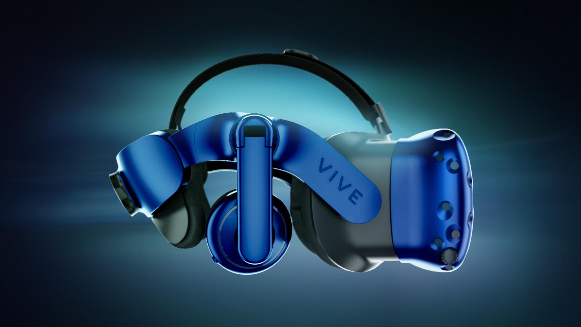 HTC Vive Pro má posunout virtuální realitu na novou úroveň 154644