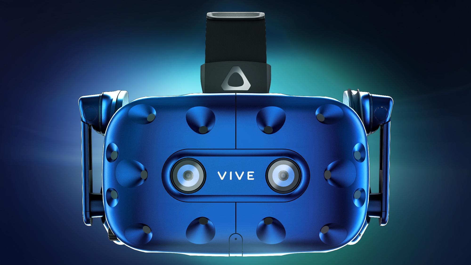 HTC Vive Pro má posunout virtuální realitu na novou úroveň 154645