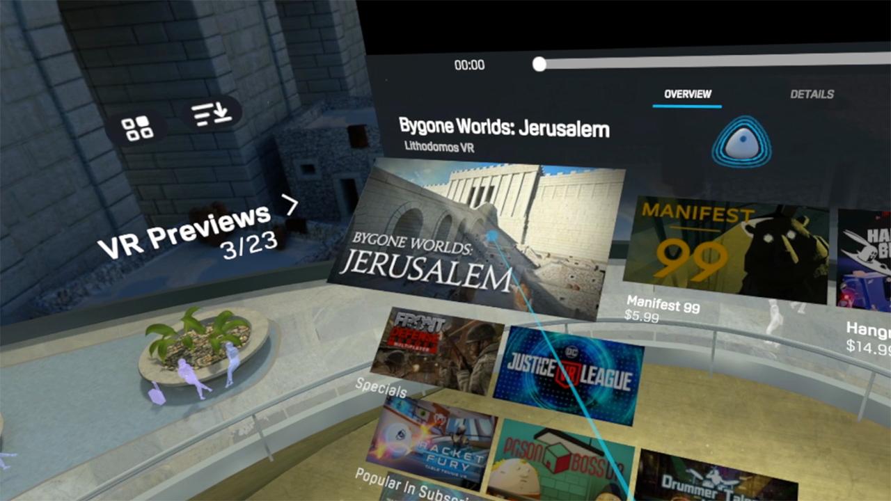 HTC Vive Pro má posunout virtuální realitu na novou úroveň 154649
