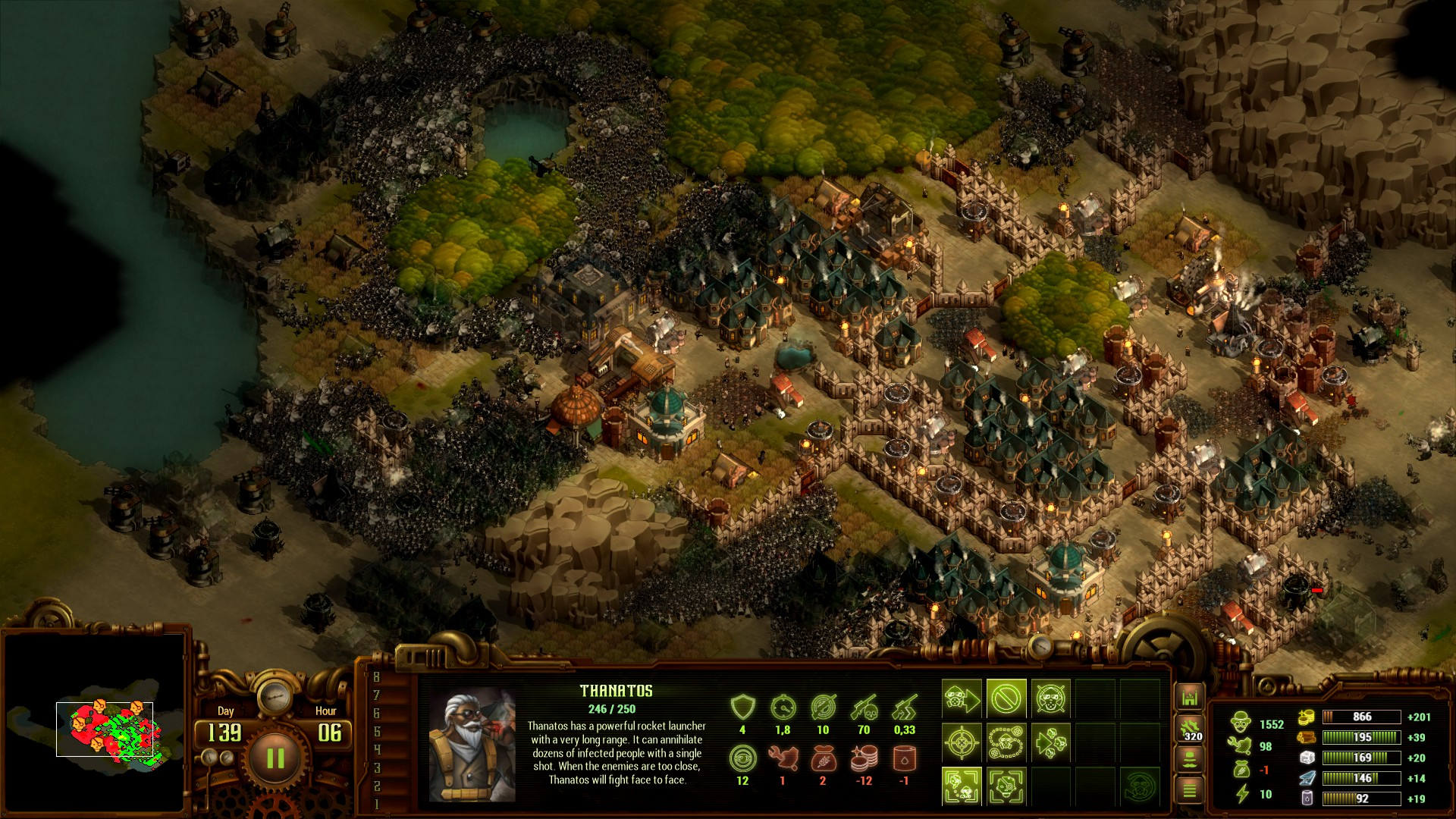They Are Billions – fotoseriál ze zombie RTS 154652
