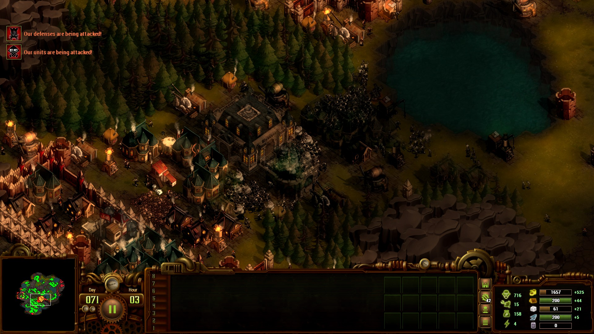They Are Billions – fotoseriál ze zombie RTS 154655