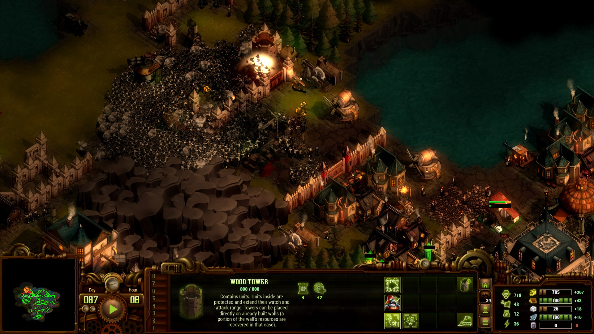 They Are Billions – fotoseriál ze zombie RTS 154659