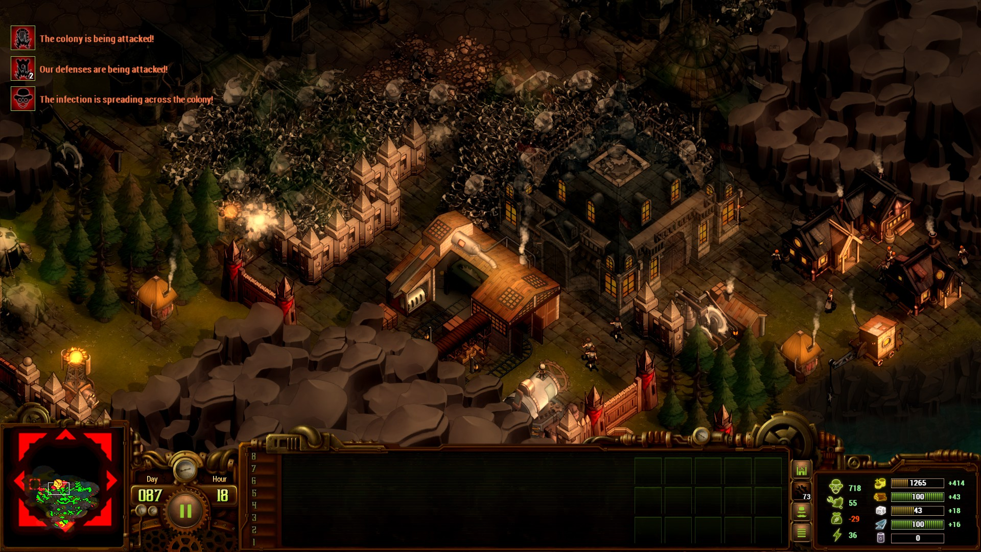 They Are Billions – fotoseriál ze zombie RTS 154661