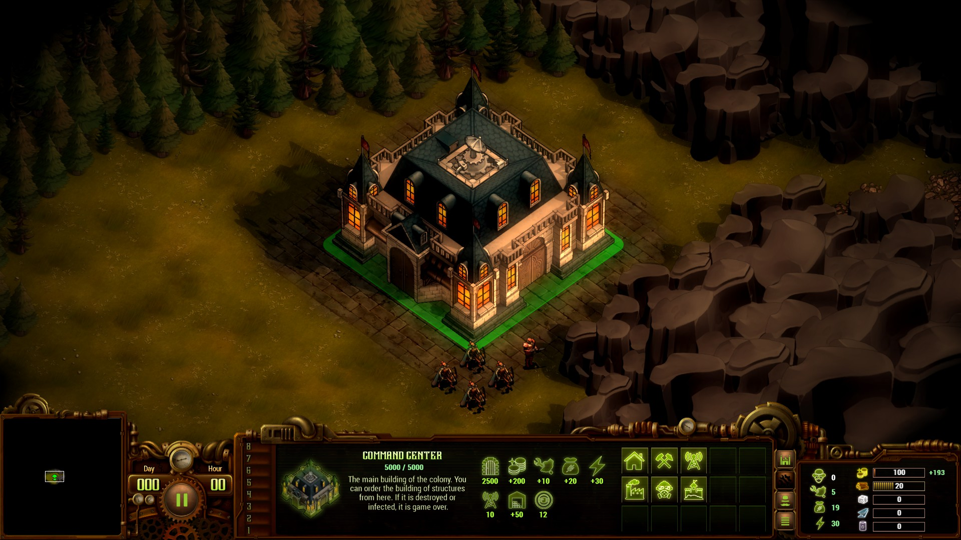 They Are Billions – fotoseriál ze zombie RTS 154669