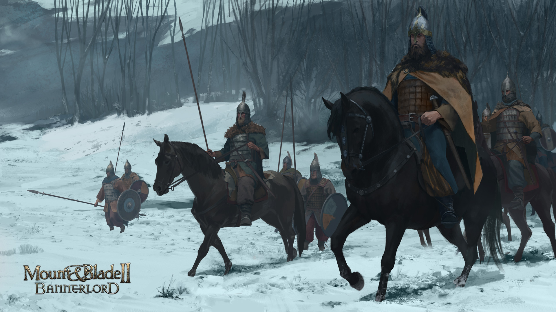 Screenshoty z Mount & Blade 2: Bannerlord přibližují další frakce 154721