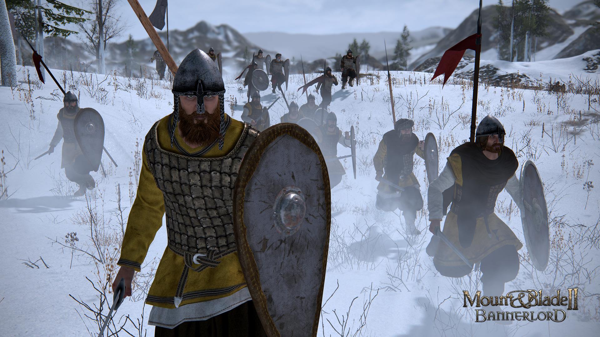 Screenshoty z Mount & Blade 2: Bannerlord přibližují další frakce 154723