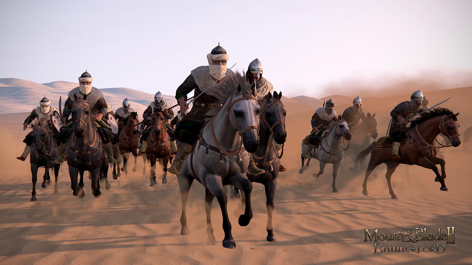 Screenshoty z Mount & Blade 2: Bannerlord přibližují další frakce 154726