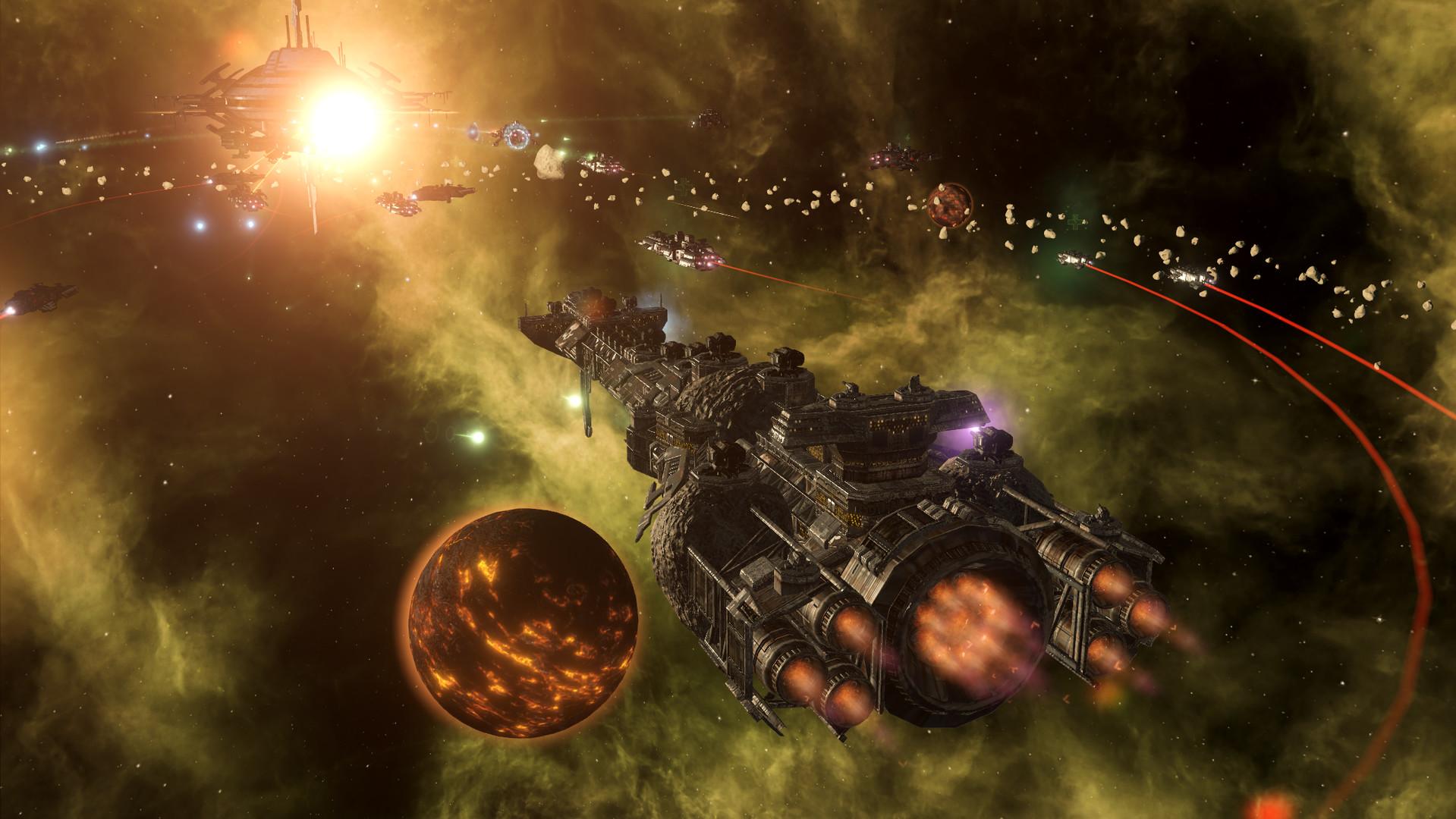 S novou expanzí přijde do strategie Stellaris apokalypsa 154733