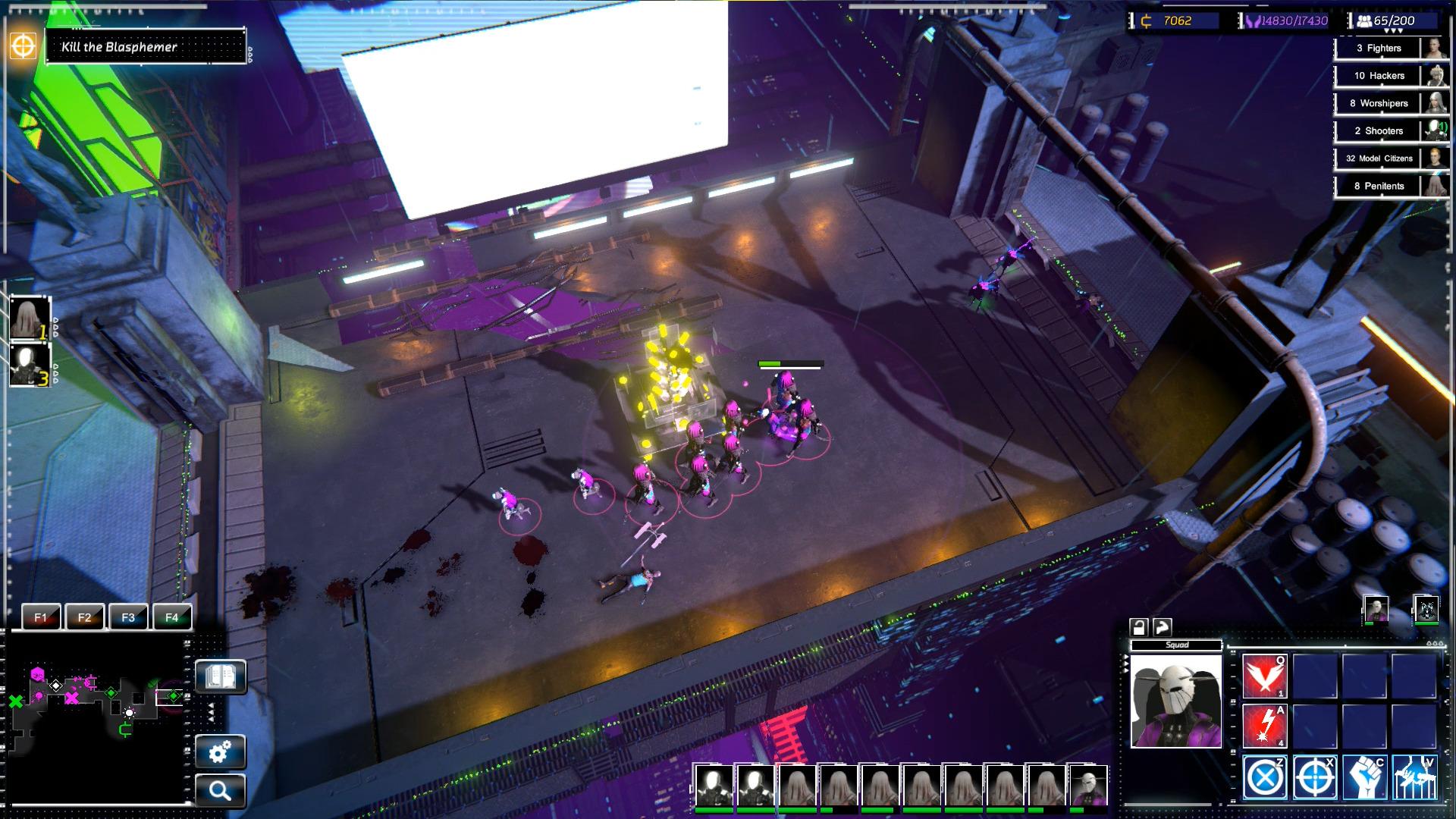 V real-time strategii Re-Legion ovládají svět korporace a technologie 154762