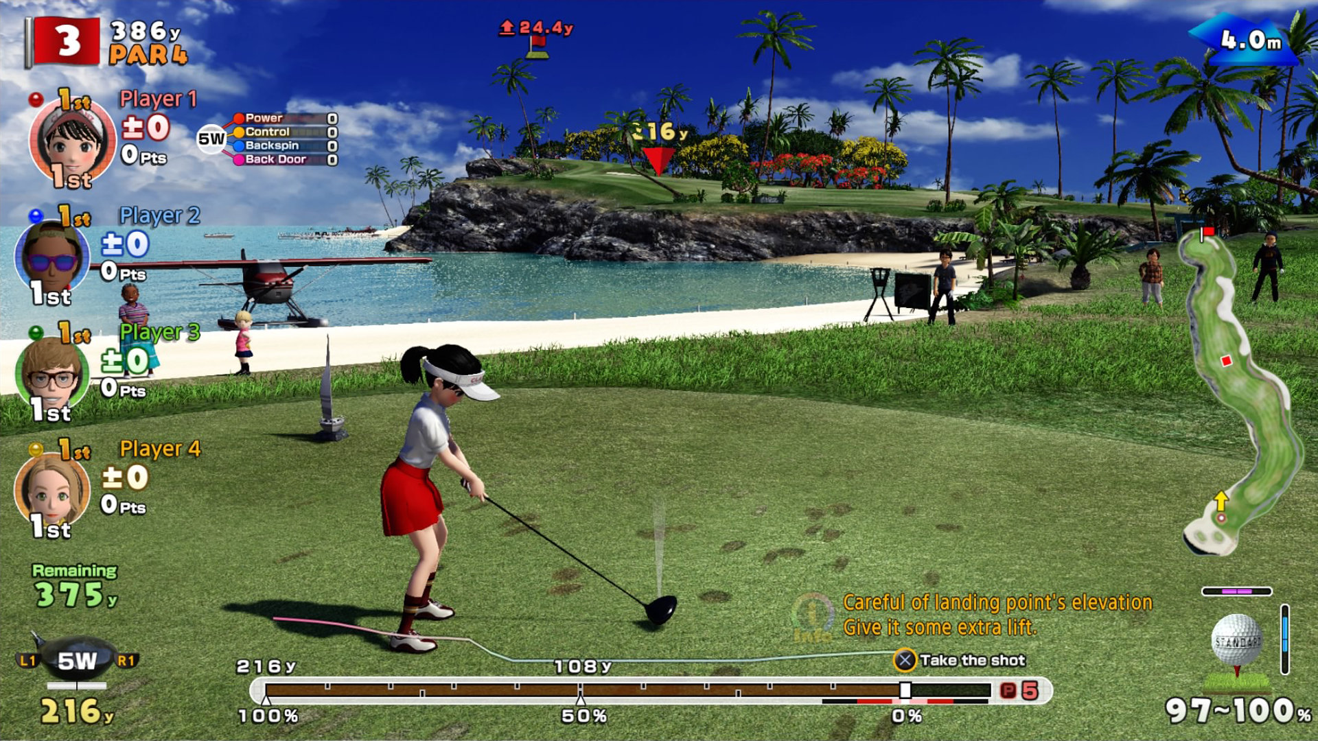 Everybody's Golf - recenze 154872