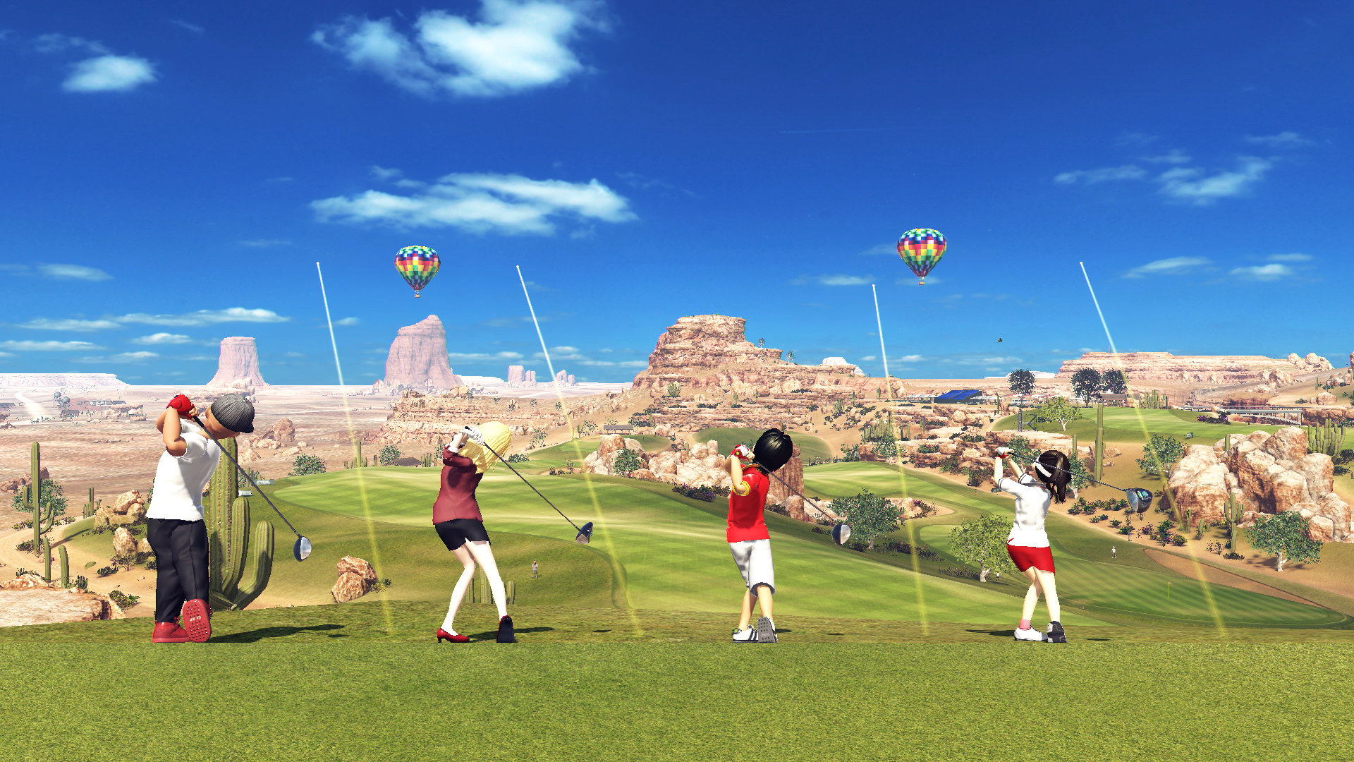 Everybody's Golf - recenze 154873