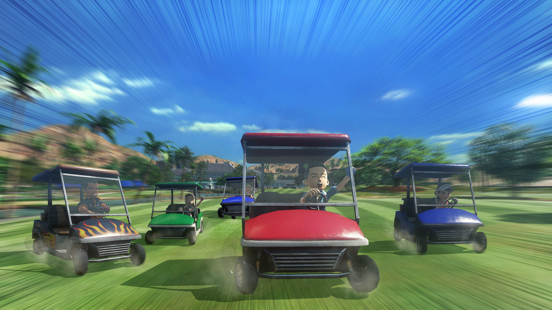 Everybody's Golf - recenze 154877