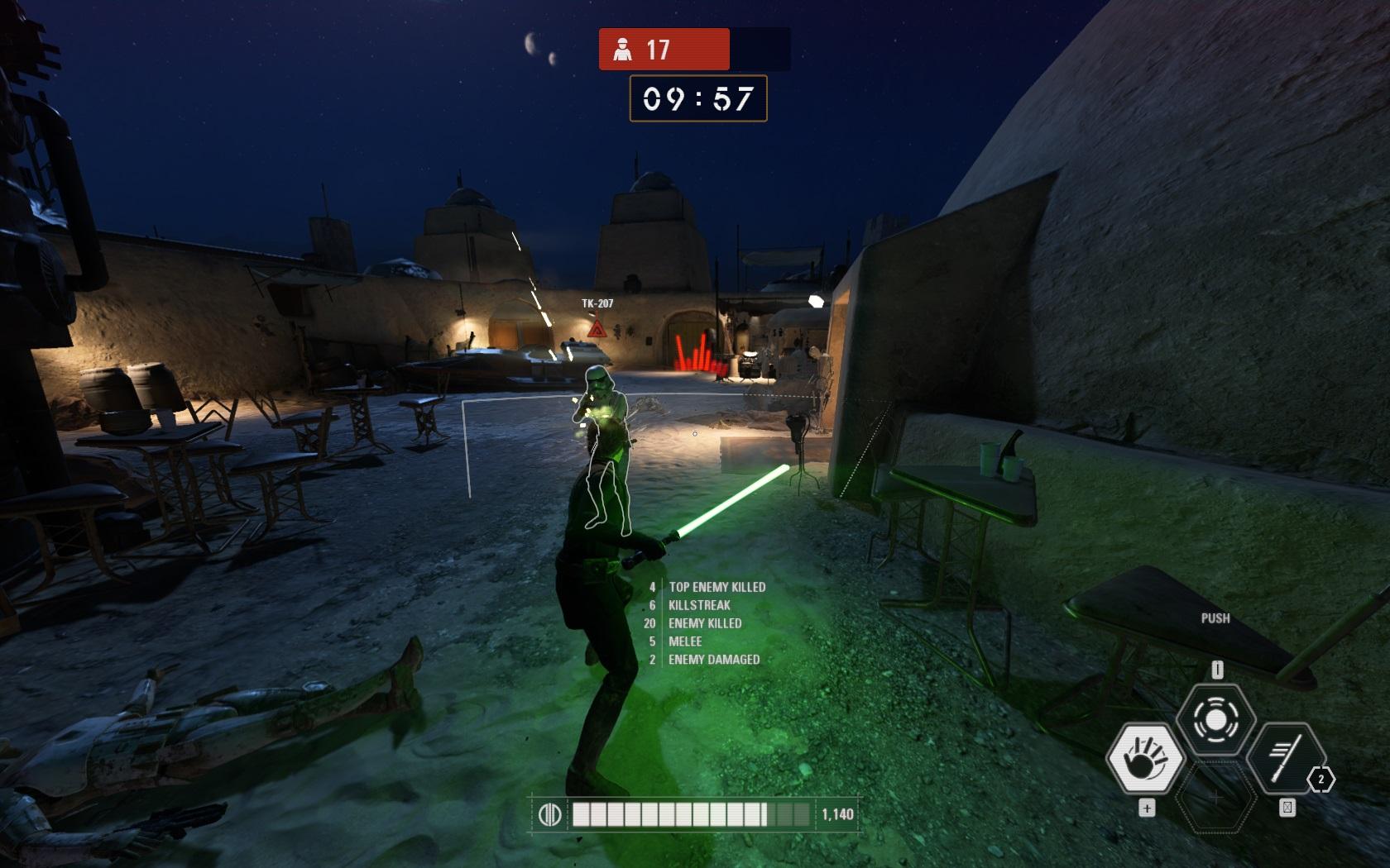 Patch Star Wars: Battlefrontu 2 přidává mapu pro Blast a hrdinskou stíhačku TIE 154893
