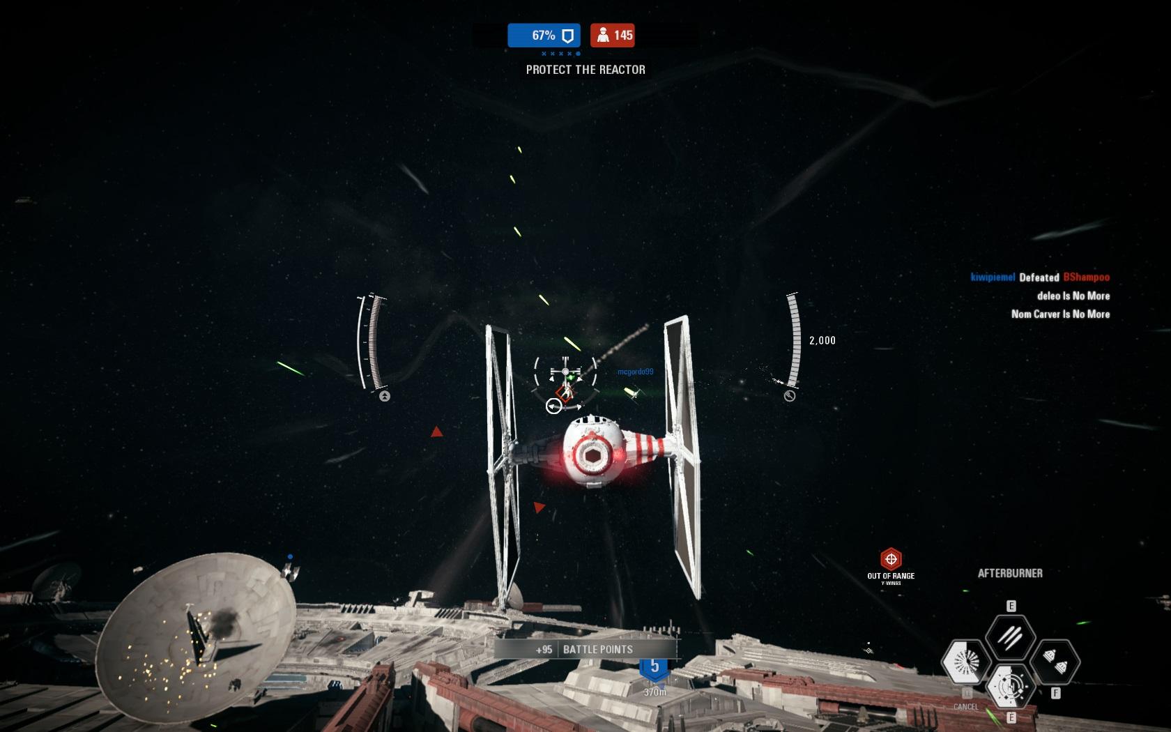 Patch Star Wars: Battlefrontu 2 přidává mapu pro Blast a hrdinskou stíhačku TIE 154894