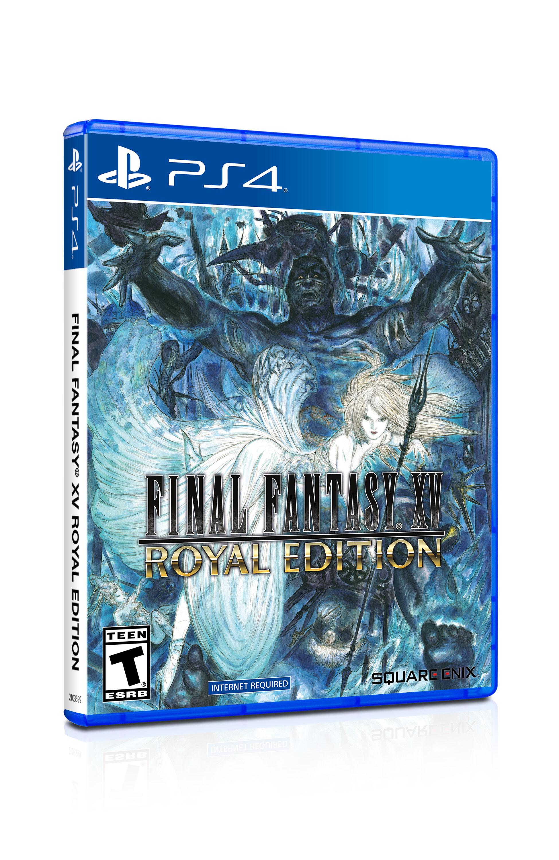 Společně s PC verzí Final Fantasy XV vyjde i kompletní edice pro konzole 154919