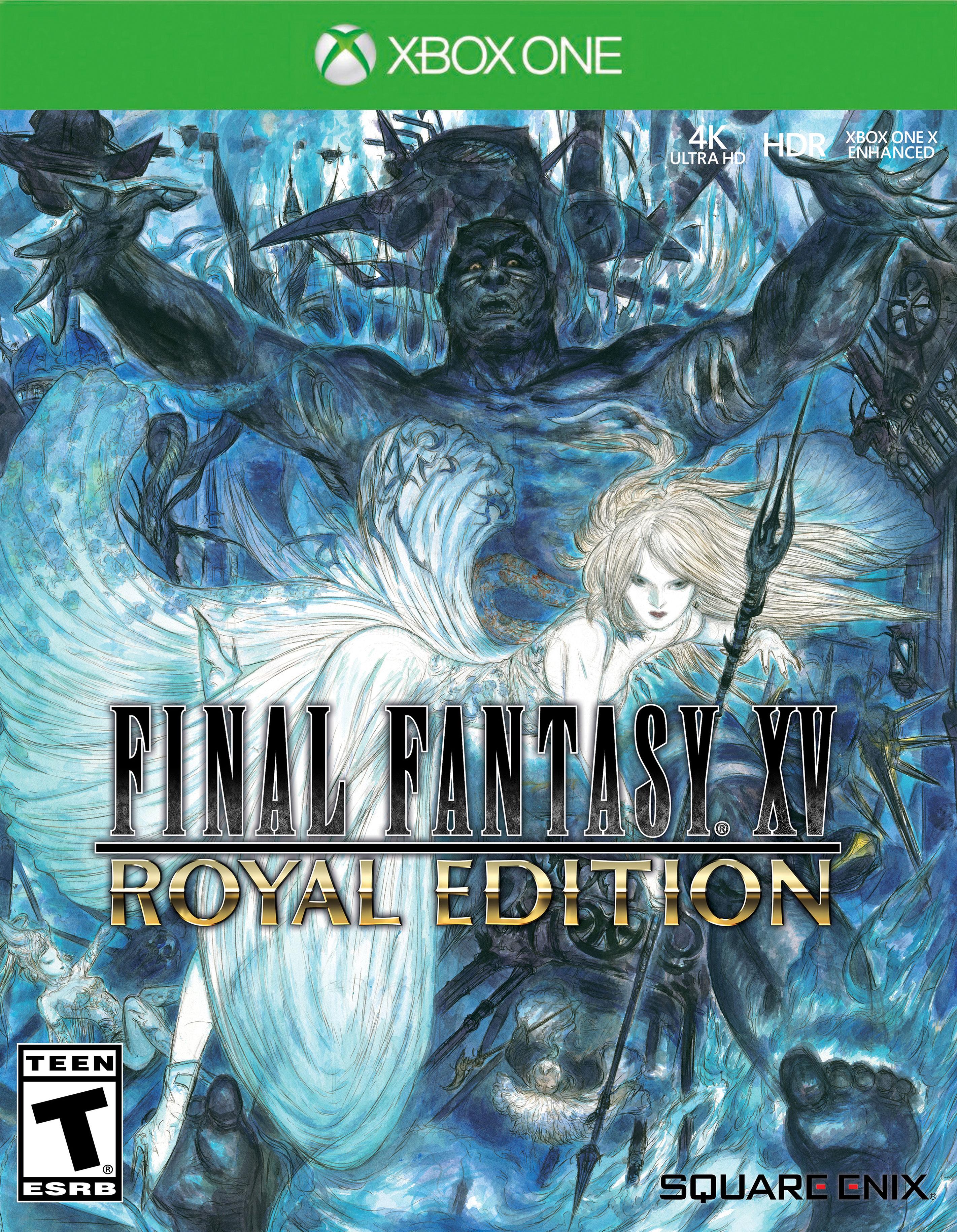 Společně s PC verzí Final Fantasy XV vyjde i kompletní edice pro konzole 154920