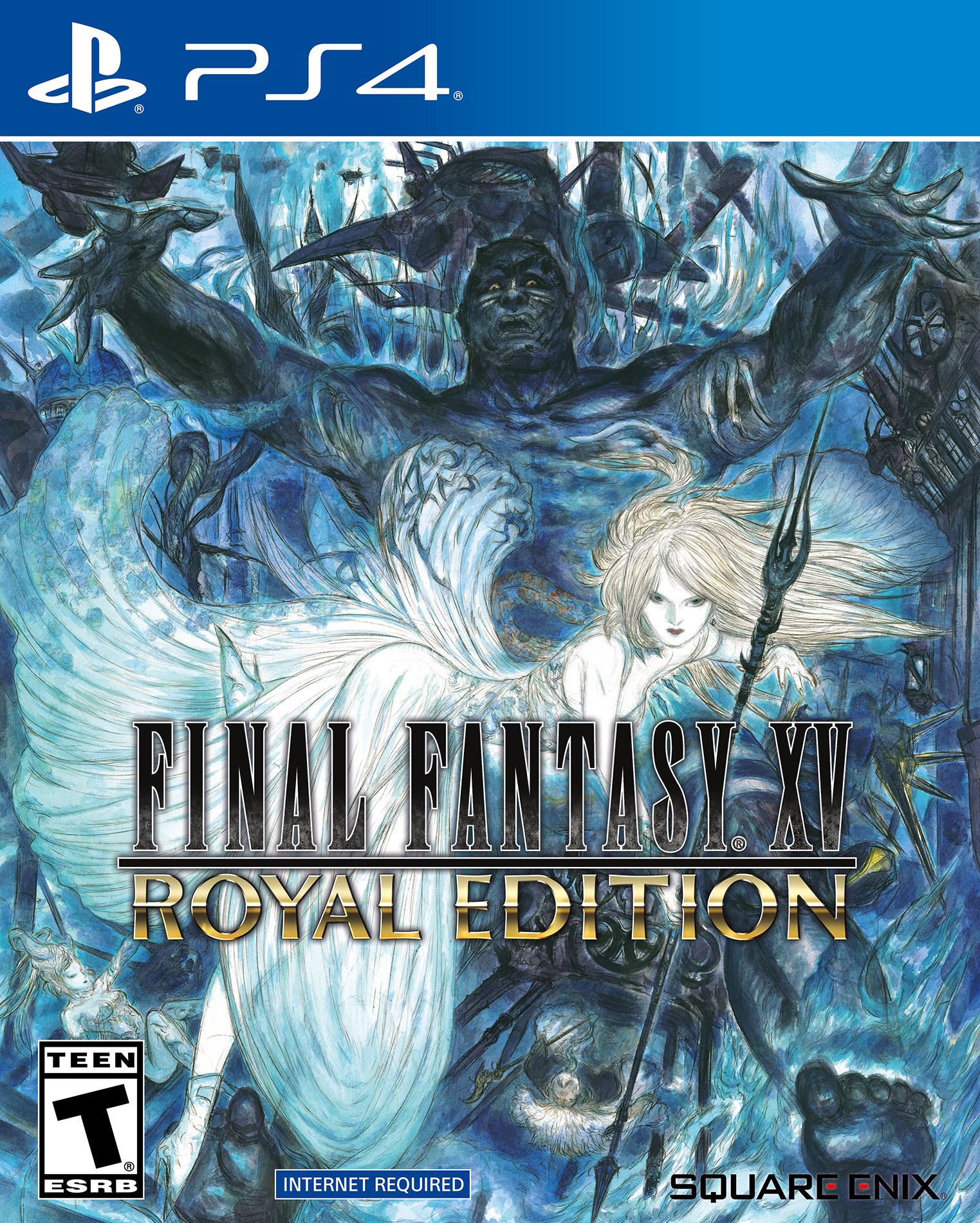 Společně s PC verzí Final Fantasy XV vyjde i kompletní edice pro konzole 154921
