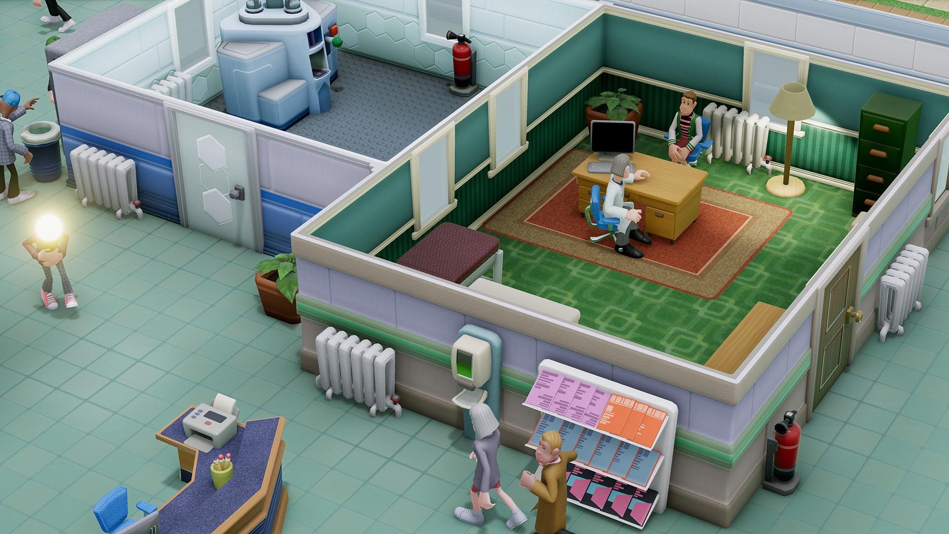Vývojáři Theme Hospital chystají Two Point Hospital 154924