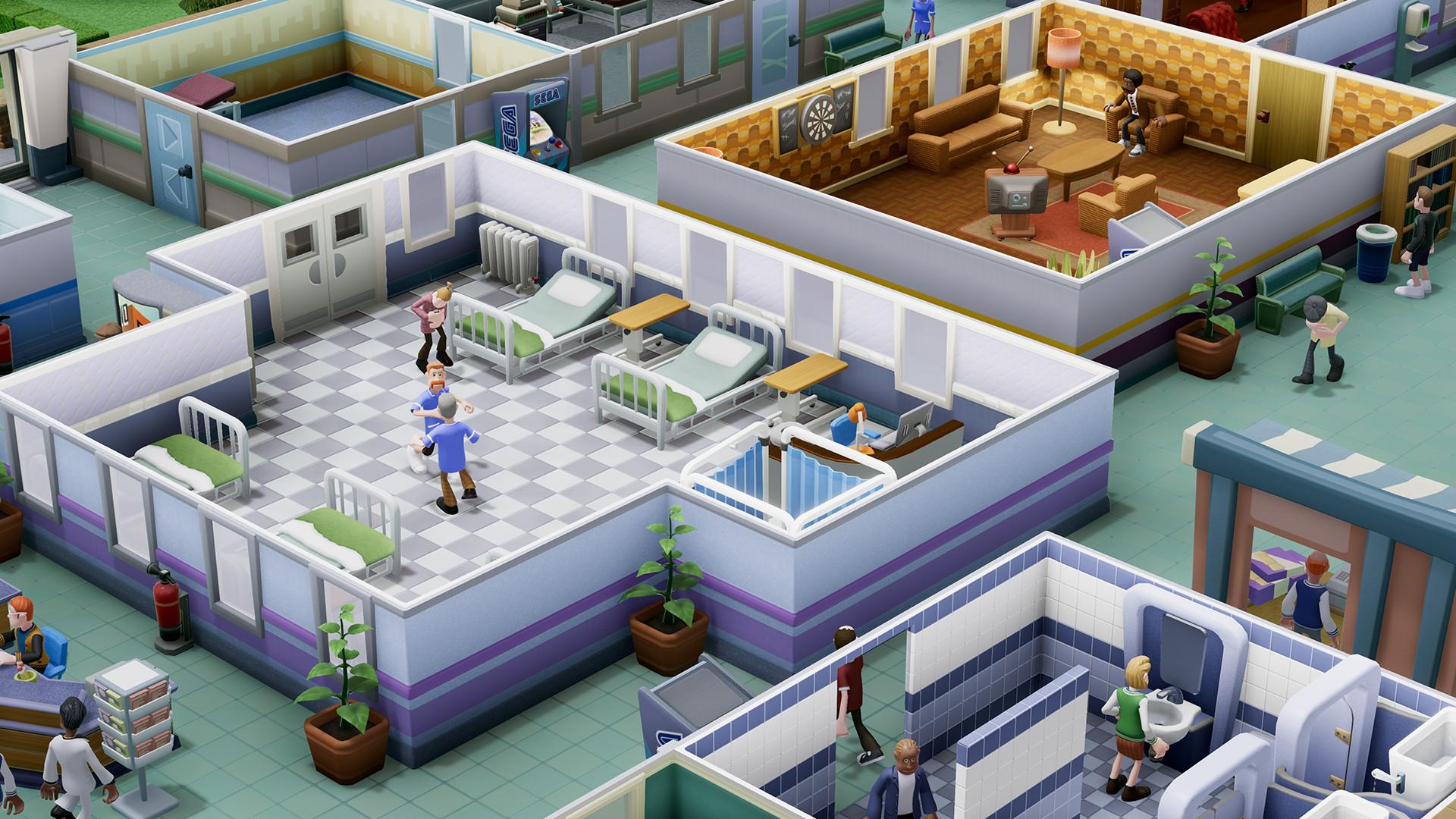 Vývojáři Theme Hospital chystají Two Point Hospital 154926