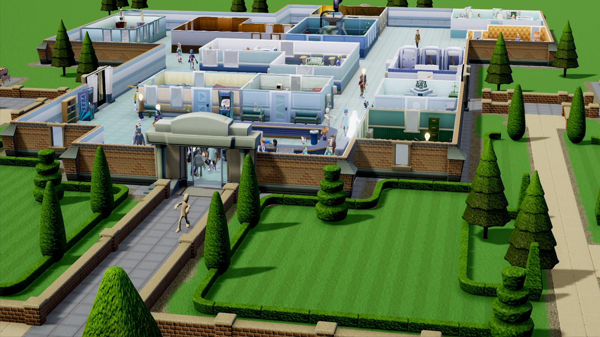 Vývojáři Theme Hospital chystají Two Point Hospital 154927