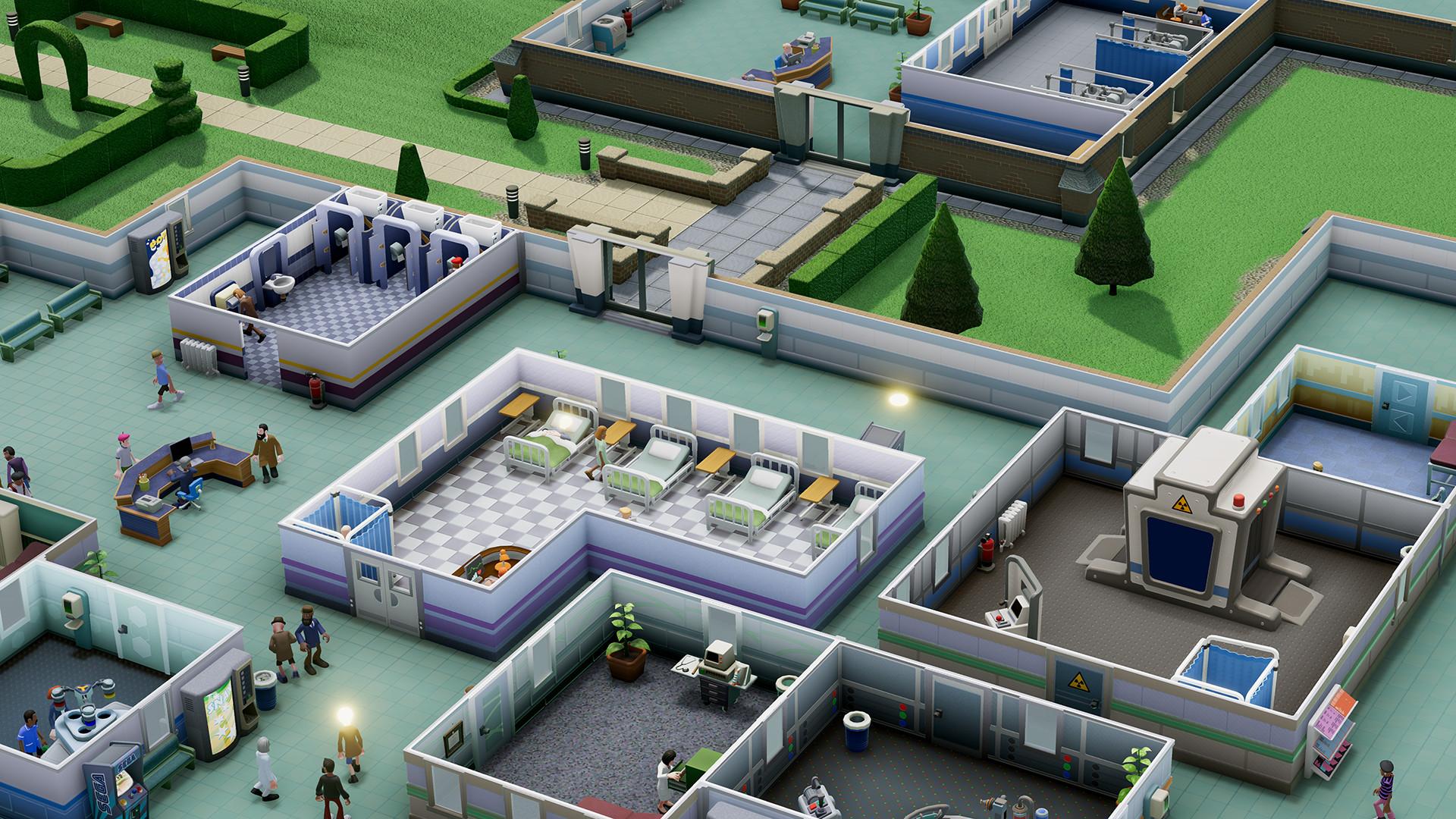 Vývojáři Theme Hospital chystají Two Point Hospital 154928