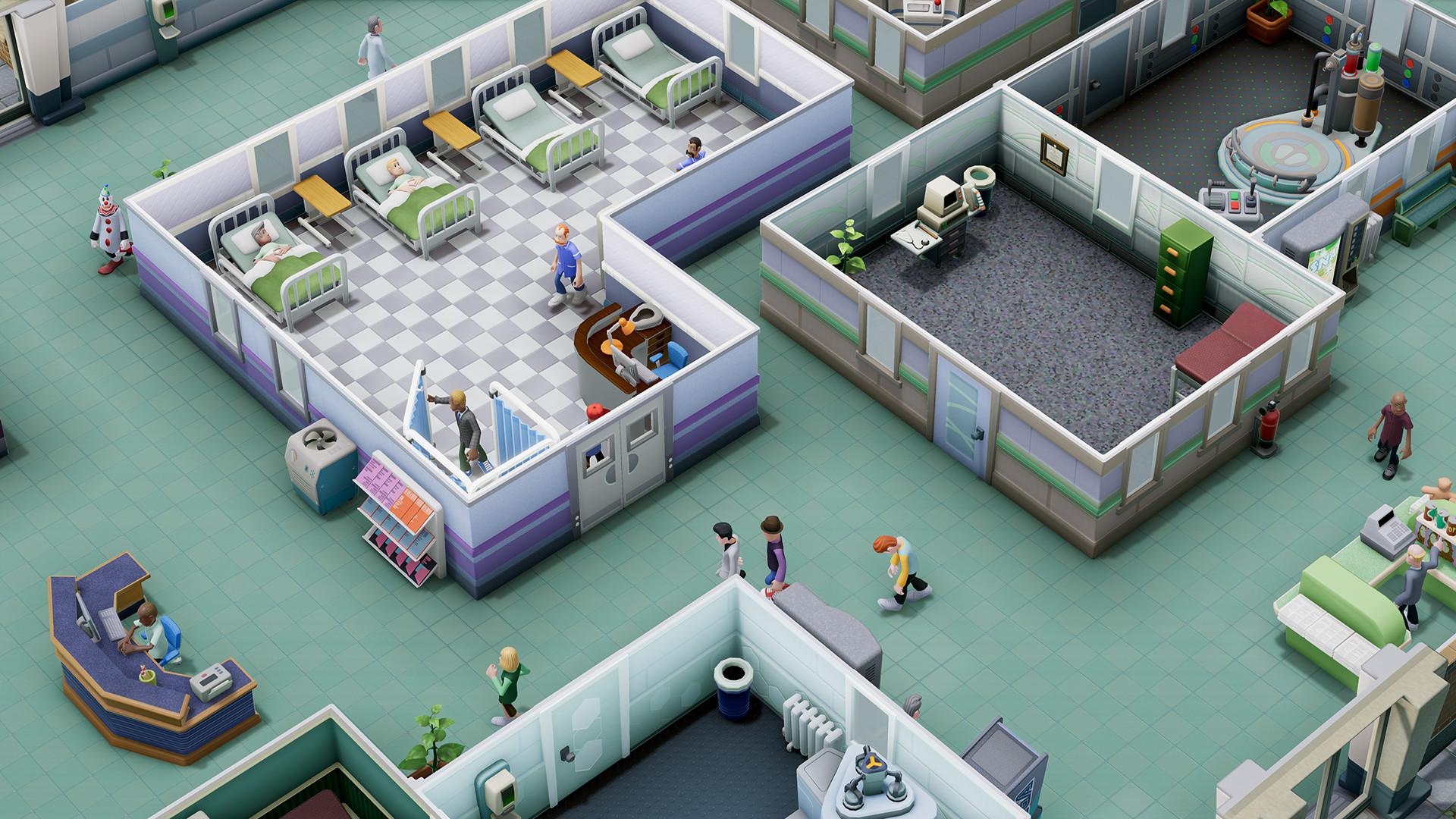 Vývojáři Theme Hospital chystají Two Point Hospital 154929