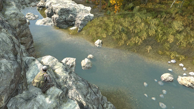 Tvůrci DayZ ukazují potoky a říčky 154972