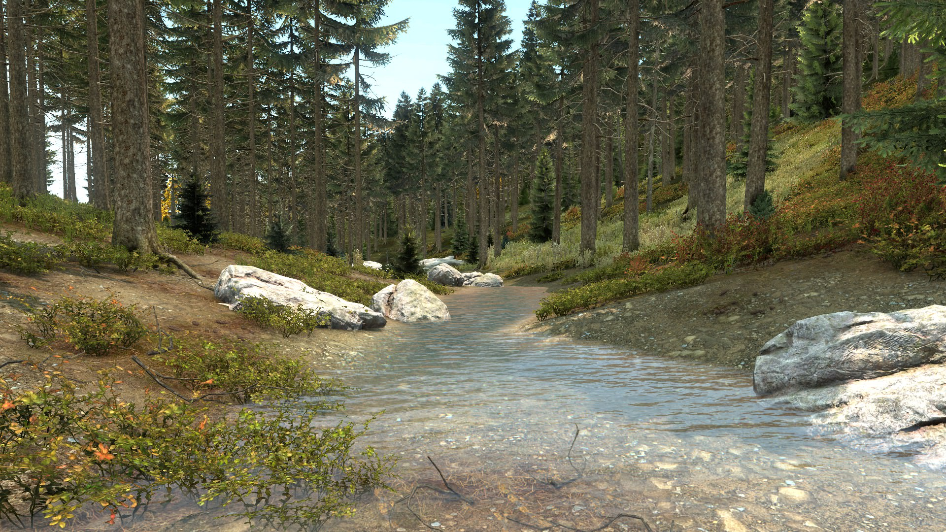 Tvůrci DayZ ukazují potoky a říčky 154973