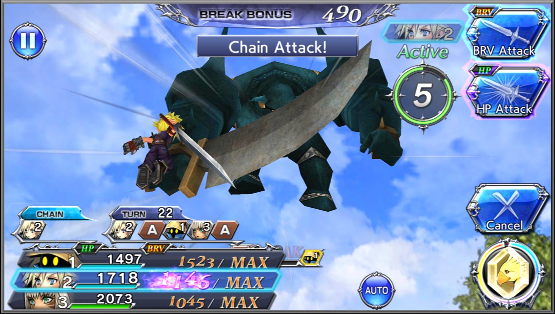 Dissidia Final Fantasy: Opera Omnia k nám dorazí koncem roku 155008