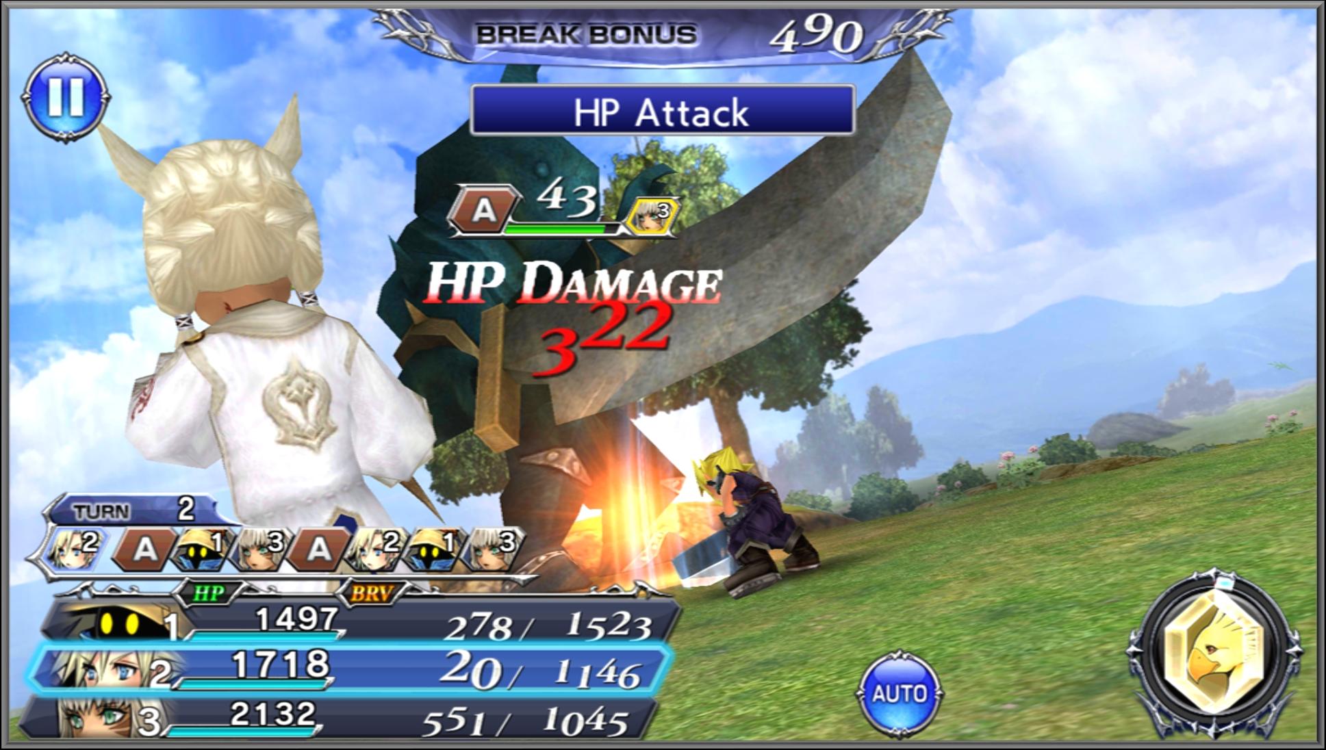Dissidia Final Fantasy: Opera Omnia k nám dorazí koncem roku 155009