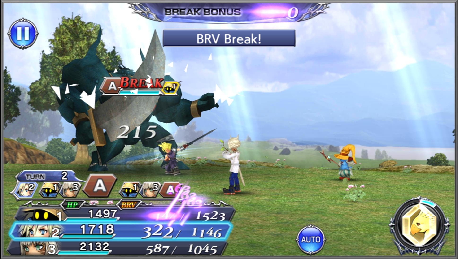Dissidia Final Fantasy: Opera Omnia k nám dorazí koncem roku 155010