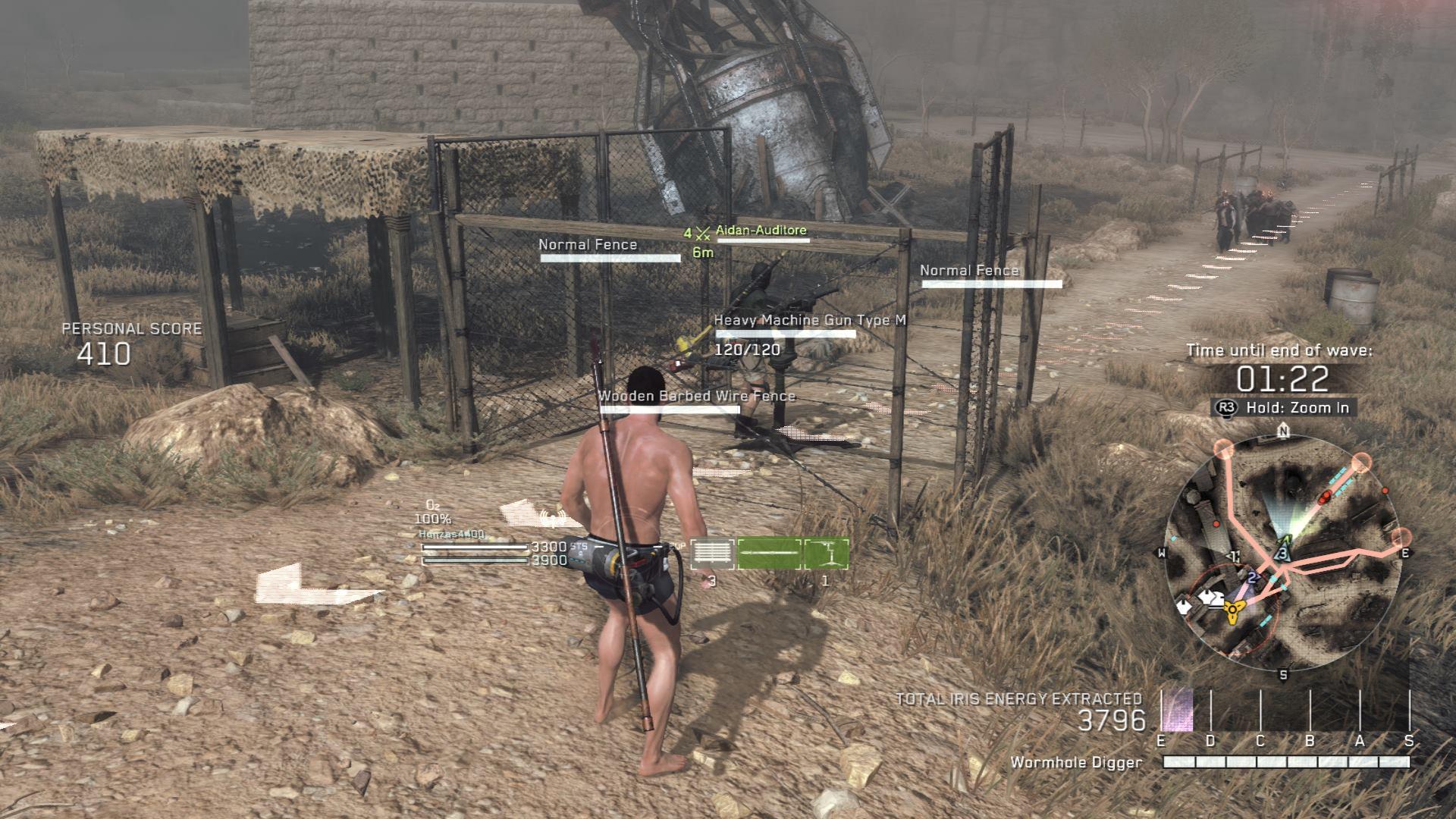Dojmy z otevřené bety Metal Gear Survive 155095
