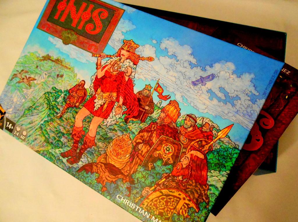 Inis – deskovka 155098