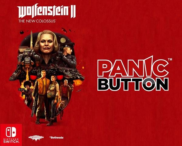 Wolfenstein 2: The New Colossus pro Switch má na svědomí studio Panic Button 155164