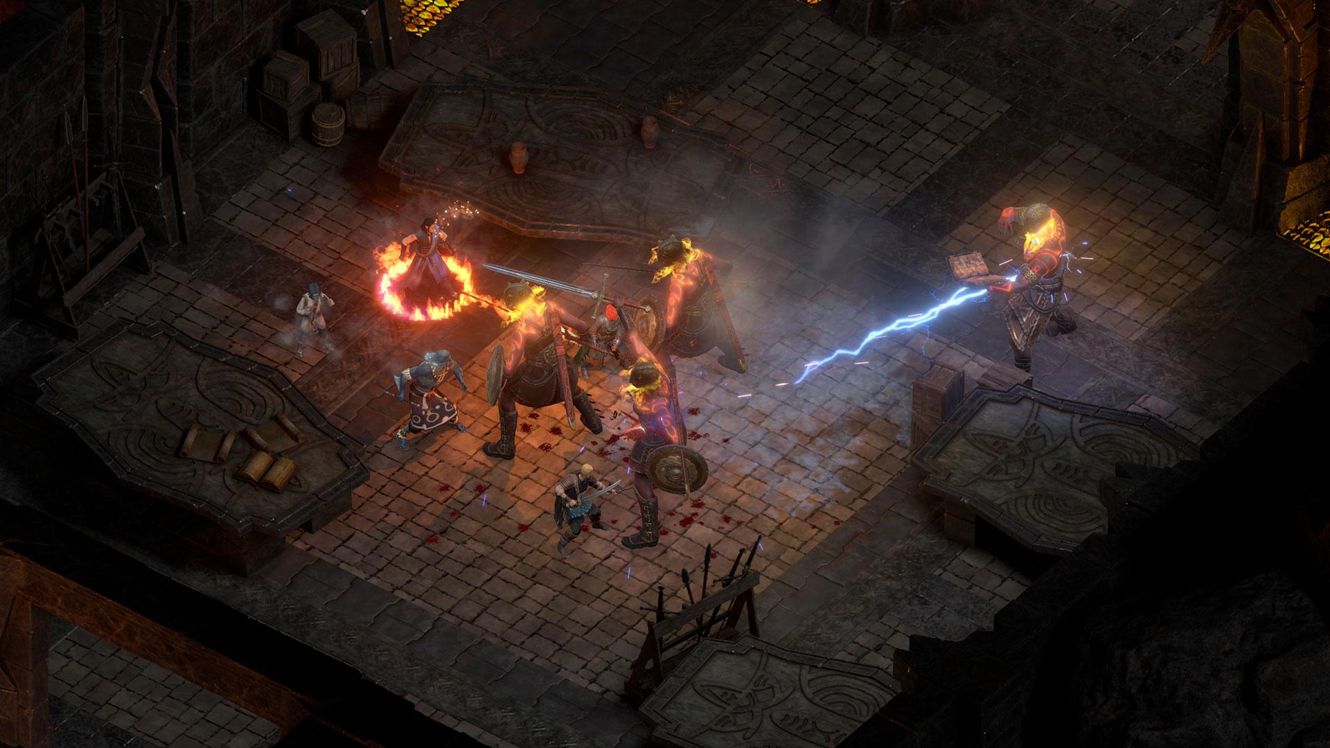 Pillars of Eternity 2 po světě vydá THQ Nordic 155203