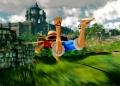 Pohyb a útoky na obrázcích z One Piece: World Seeker 155292