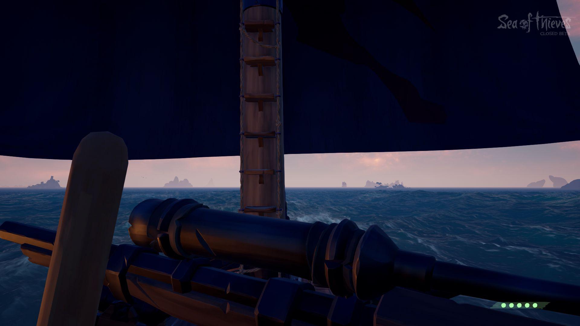 Sea of Thieves – fotoseriál z pirátského dobrodružství 155509