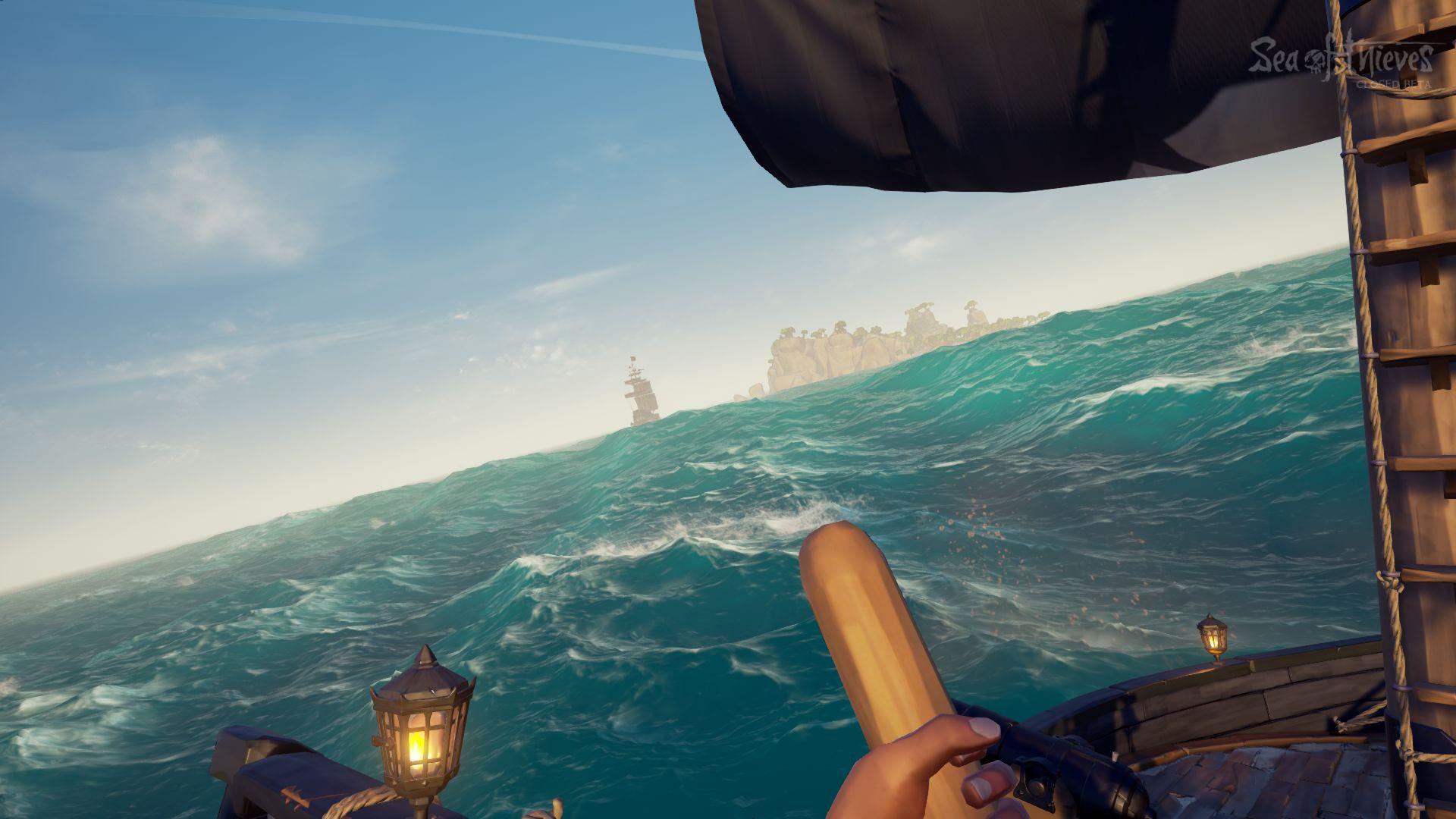 Sea of Thieves – fotoseriál z pirátského dobrodružství 155513