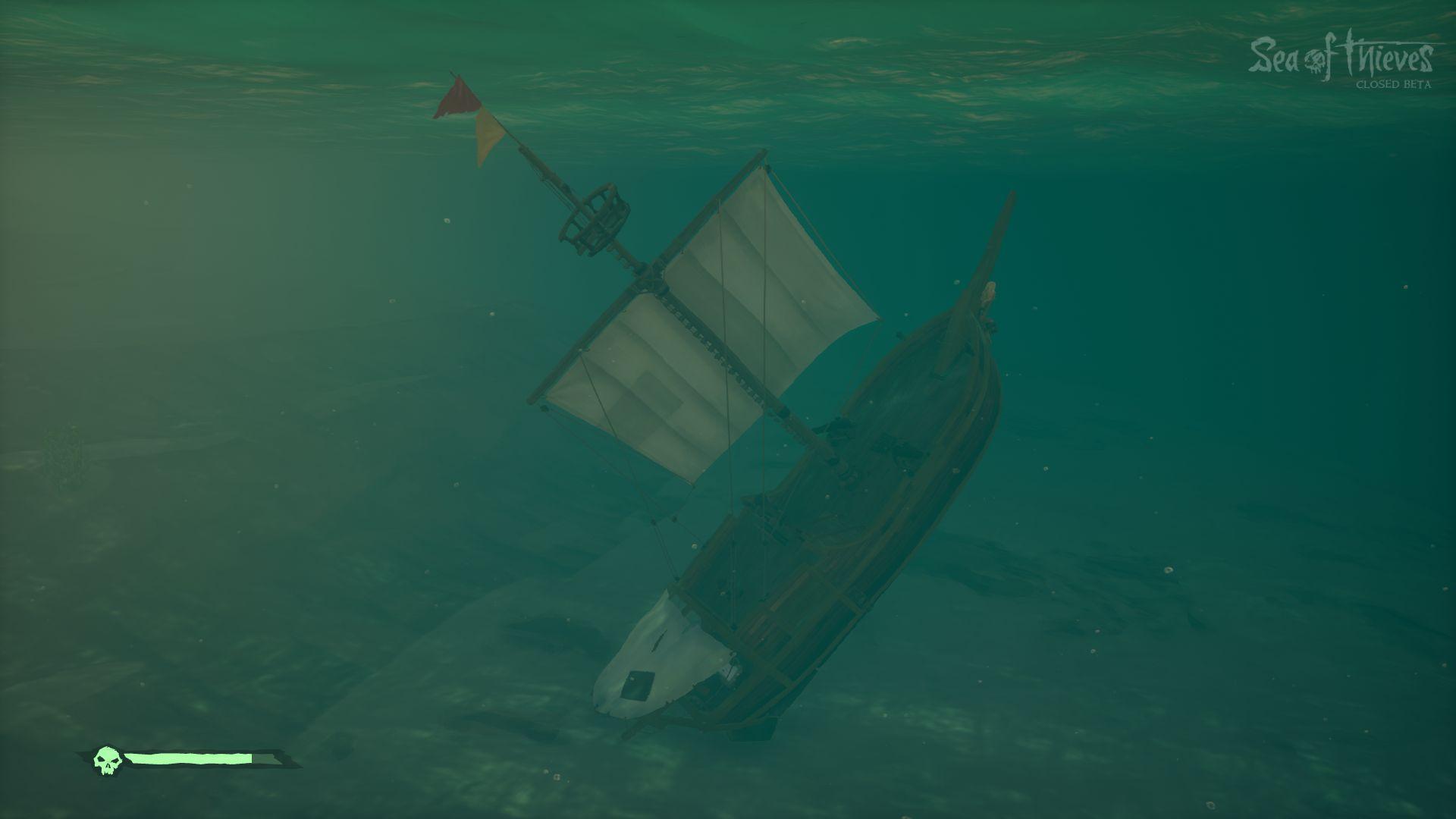 Sea of Thieves – fotoseriál z pirátského dobrodružství 155519