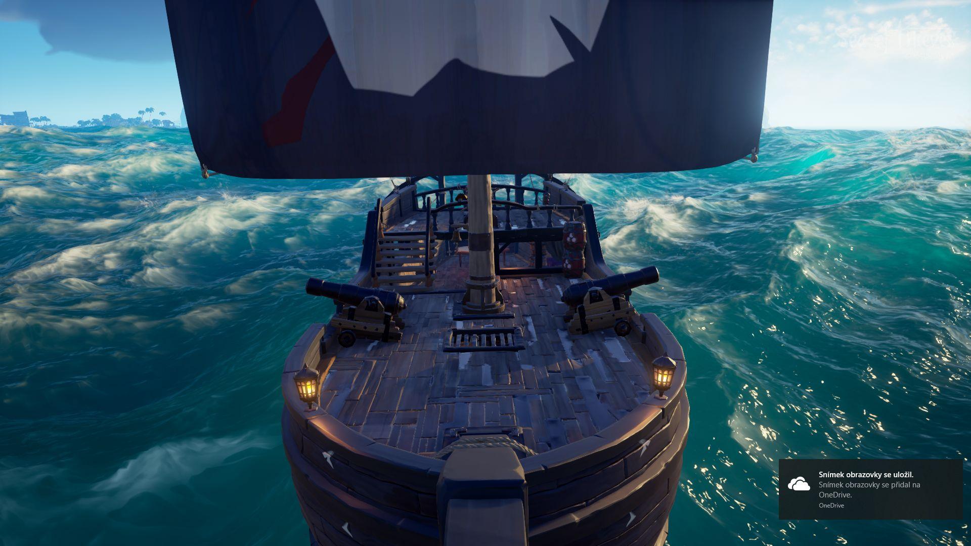 Sea of Thieves – fotoseriál z pirátského dobrodružství 155526