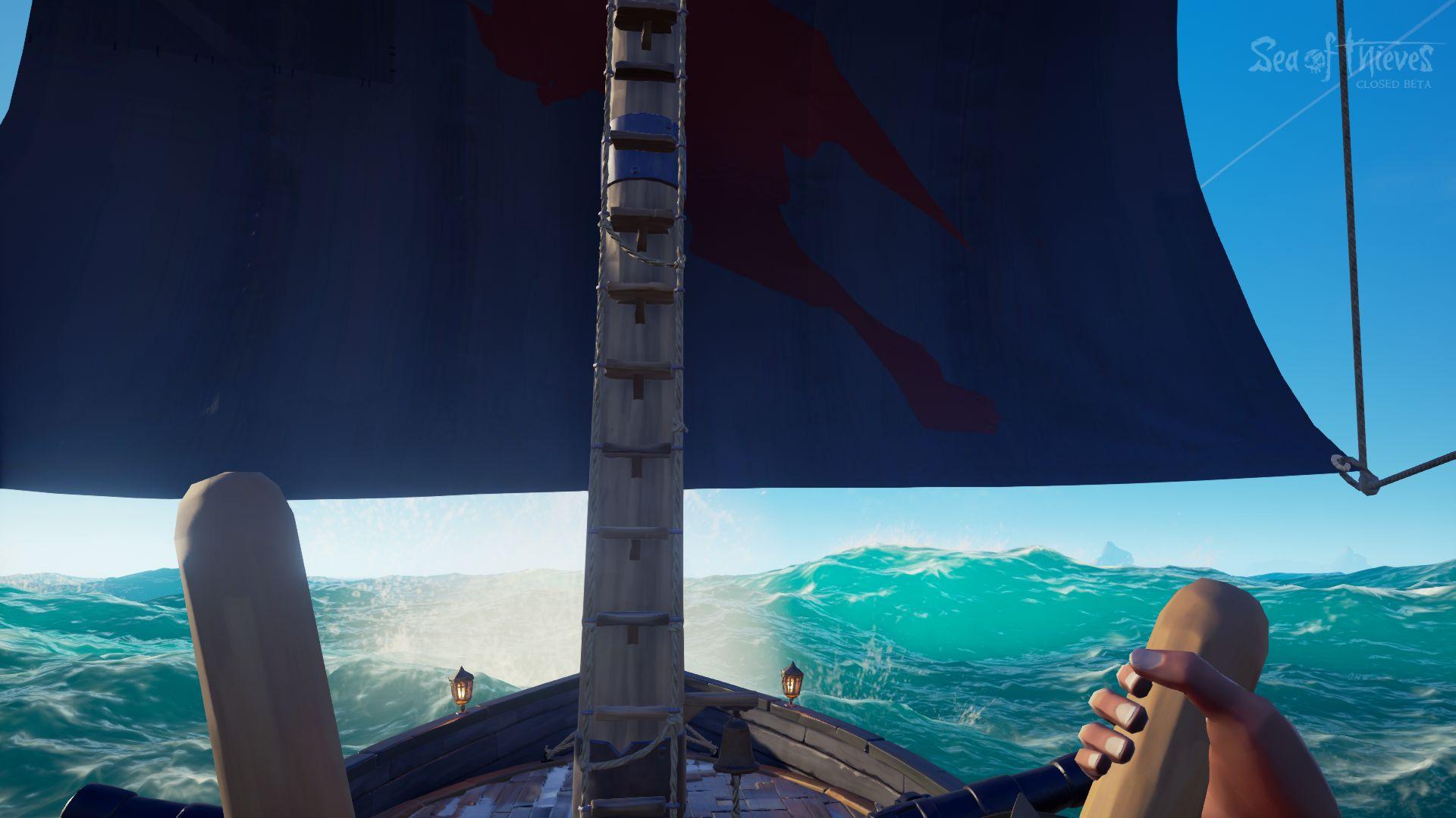 Sea of Thieves – fotoseriál z pirátského dobrodružství 155527