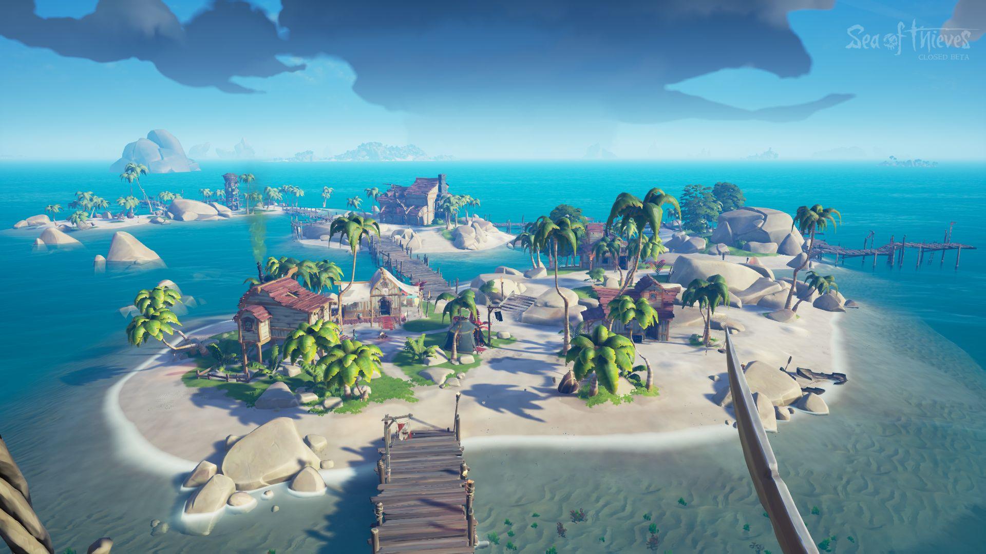 Sea of Thieves – fotoseriál z pirátského dobrodružství 155528