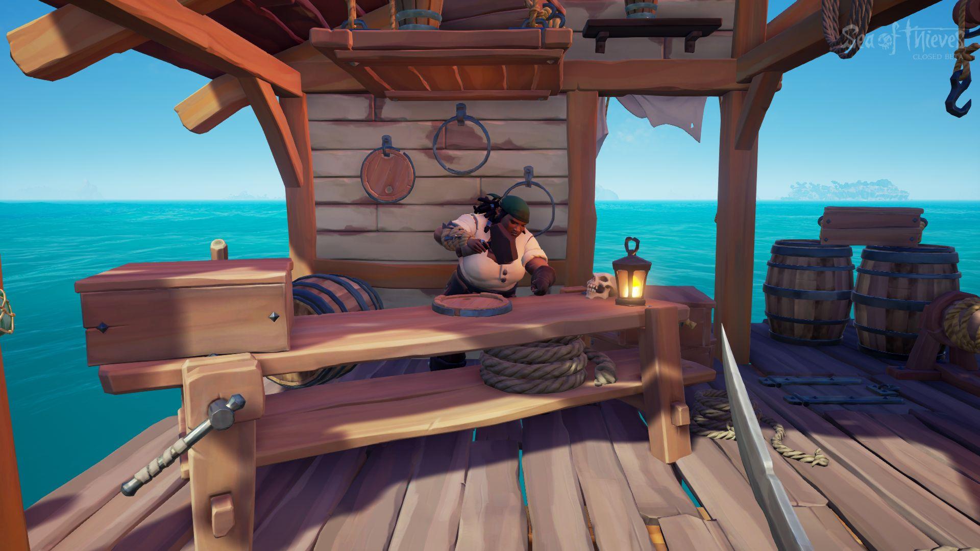 Sea of Thieves – fotoseriál z pirátského dobrodružství 155529