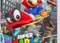 Vyhrajte nové Mario nebo Zeldu pro Switch HAC PS SuperMarioOdyssey PEGI LR