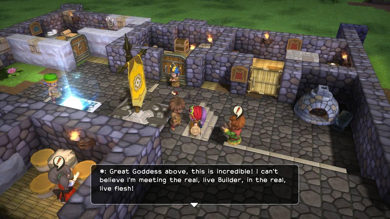 Dragon Quest Builders - recenze 155630