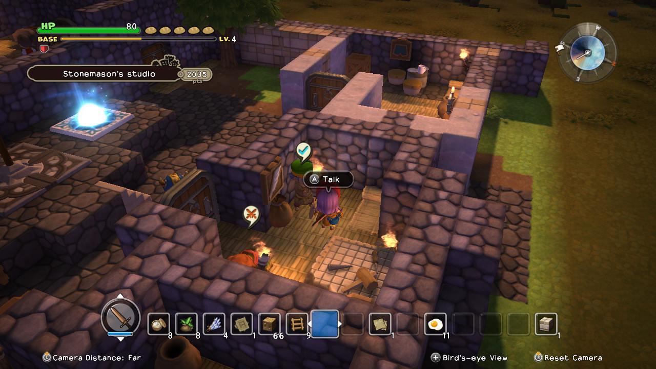 Dragon Quest Builders - recenze 155634