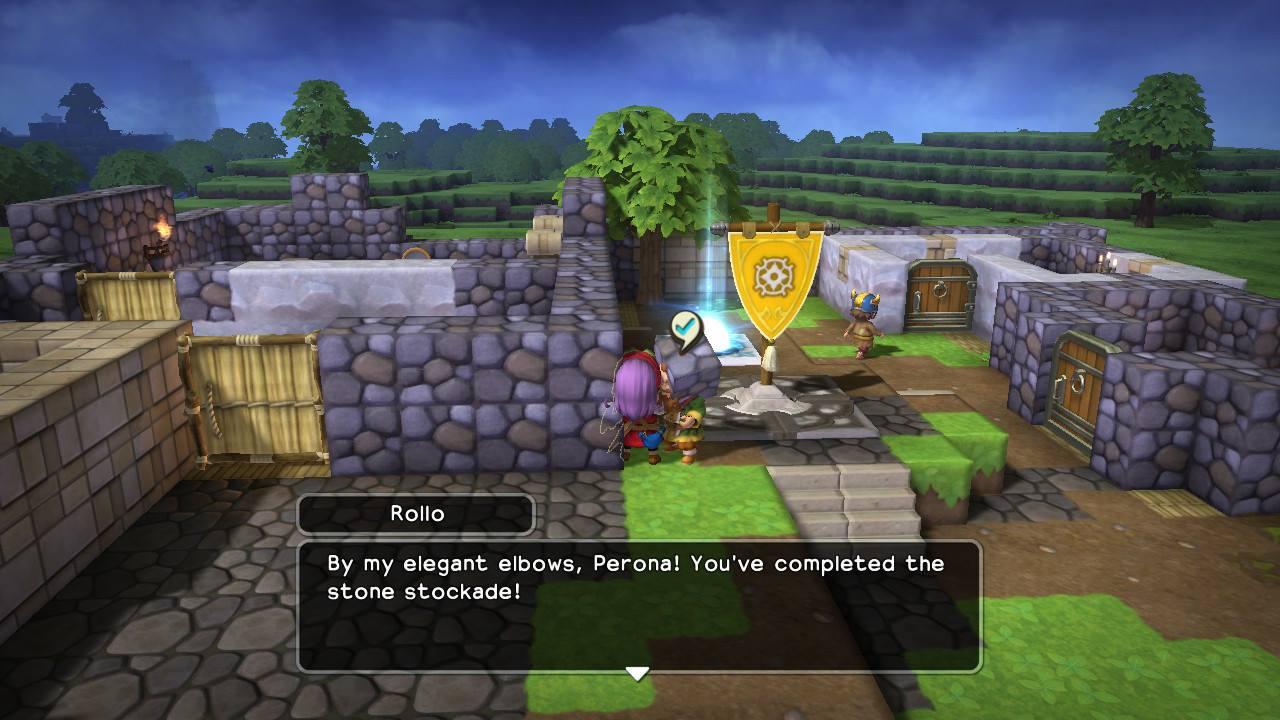 Dragon Quest Builders - recenze 155635